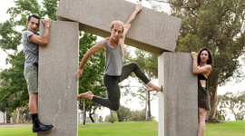 Dances With Walls - Jean Isaacs San Diego Dance Theater