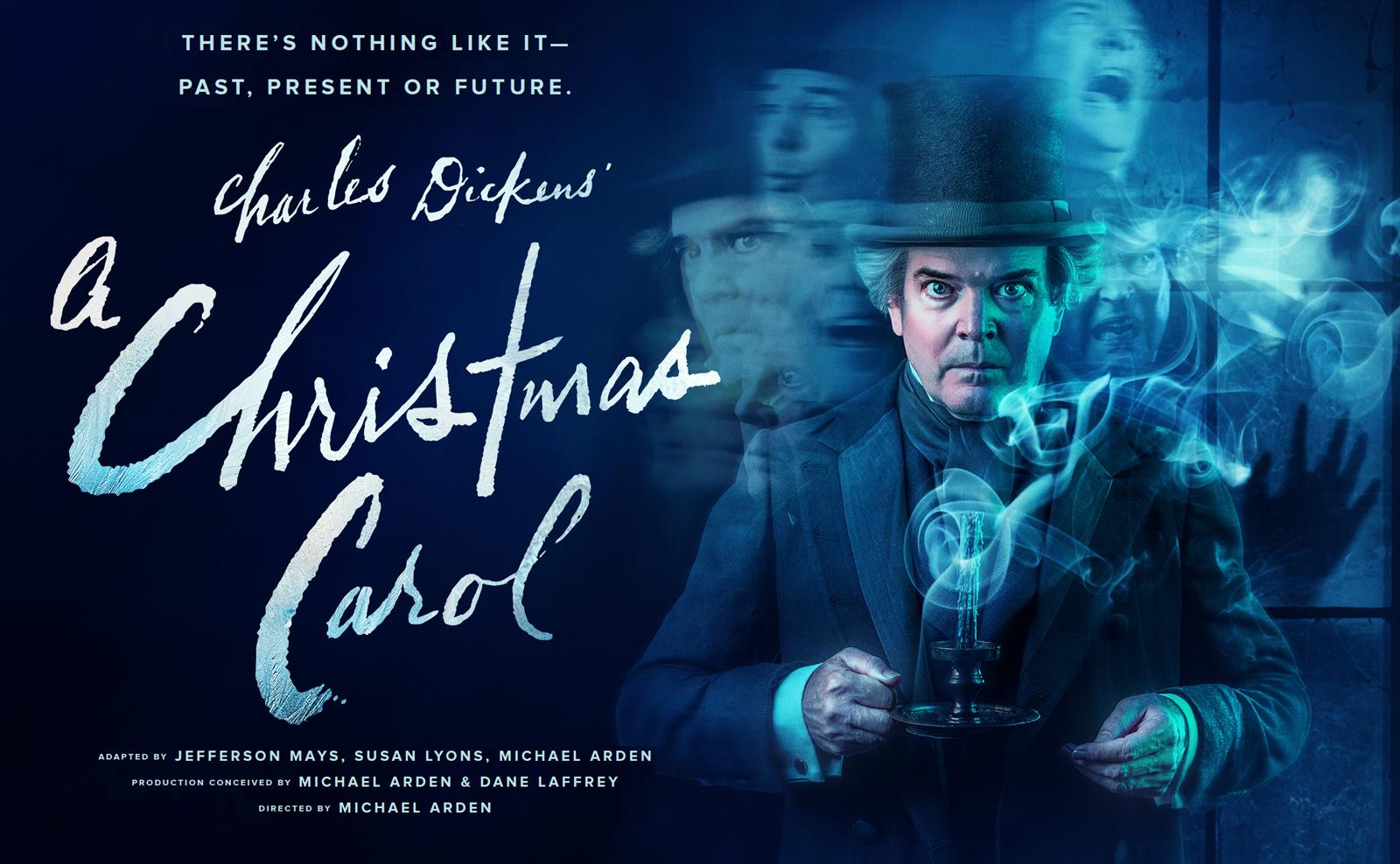A Christmas Carol - full artwork